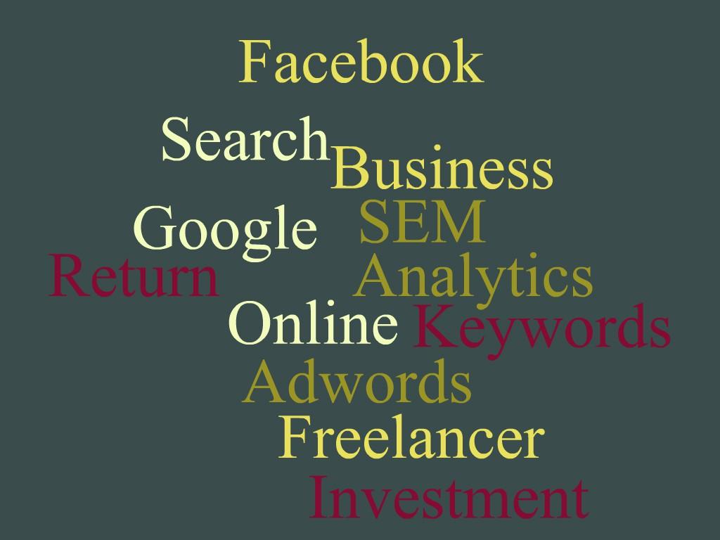 SEM und Onlineleistungen