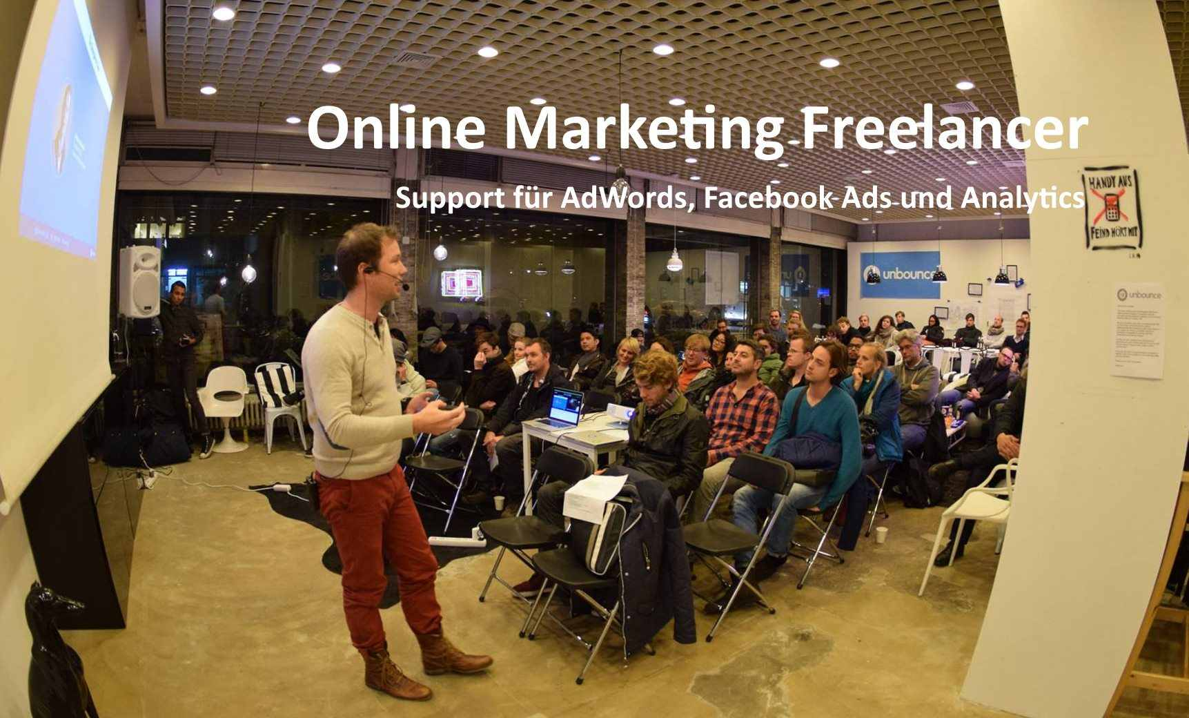 Online Marketing Freelancer